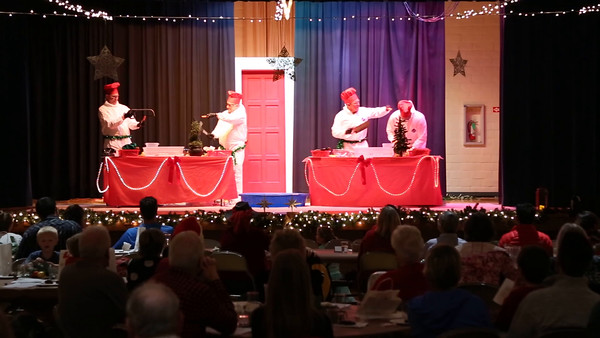 2016 Woodland Park Christmas Party