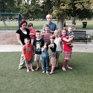 15-07-24 Swinyard Family at Liberty Park