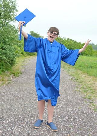 Matthew S Graduation 2020