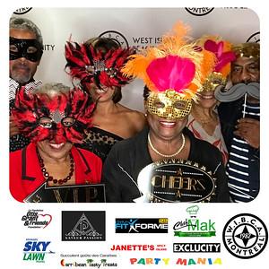 WIBCA Masquerade #MaskOff