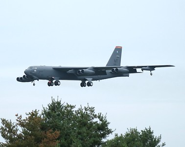 B-52H Stratofortress 60-0027 July 9, 2015