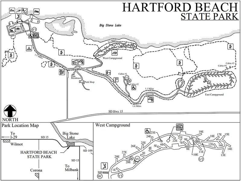 Hartford Beach State Park