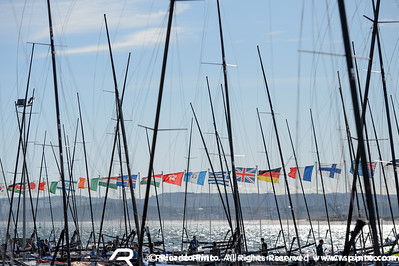 ISAF Worlds'14 D7 Shore