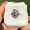 1.75ctw Edwardian Toi et Moi Old European Cut Diamond Ring  22