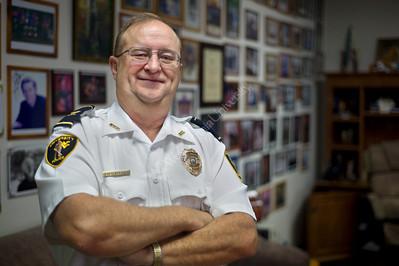 27915 WVU Police Chief Bob Roberts October 2011