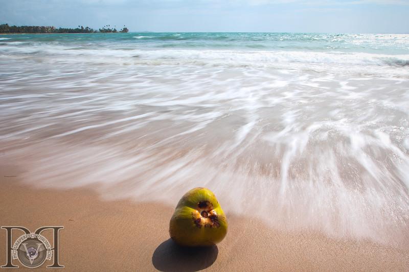 Crescent Beach Humacao Puerto Rico