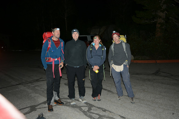Thunderbolt Peak August 24, 2014