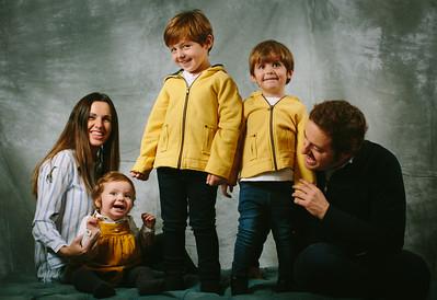 Familia Elena y Alfonso Dic 2018
