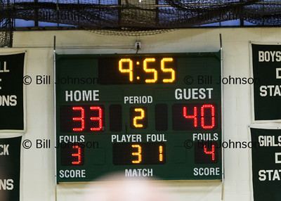 B Basketball Silverlake v Norwood 2_18_14