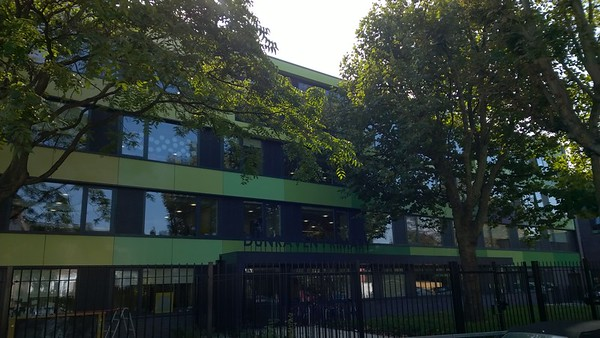 Steni-  Dunraven School London SW16