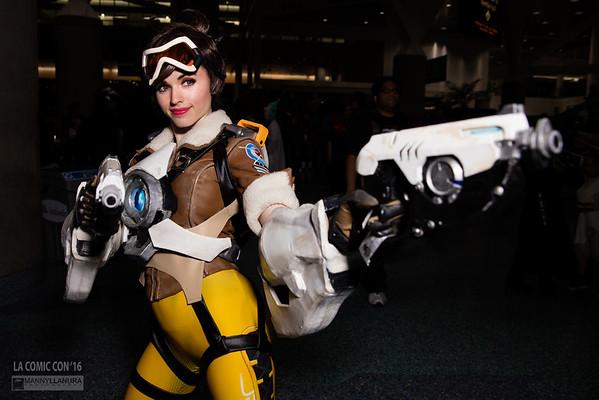 LA Comic Con 2016 Cosplay Day 2 Saturday
