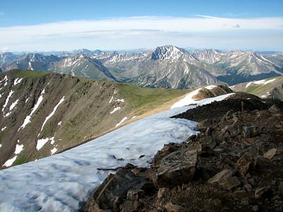 Mt. Elbert 7-6-2007