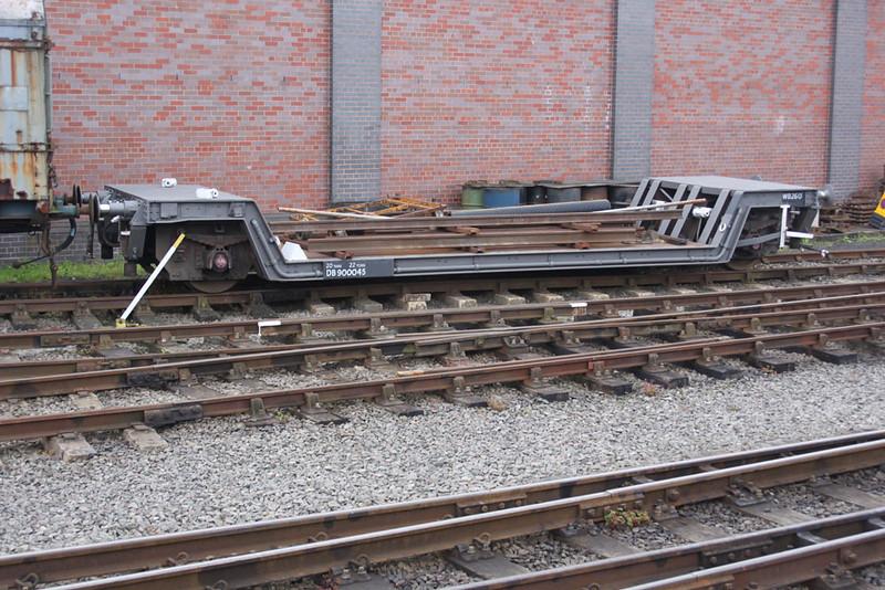 DB900045 Chasewater Railway 11/09/11