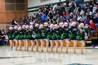Madison Memorial Boys Basketball - Dec 14, 2013