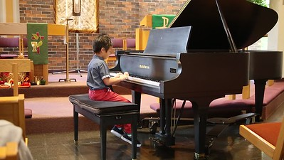 Sam's 7th Piano Recital 101318