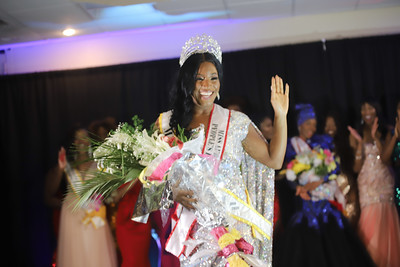 2019  Miss Africa USA Pageant