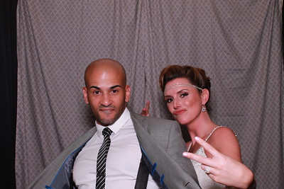 Jammie and Eddie Photo Booth Pics