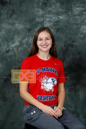 Viterbo women's basketball WBB1819