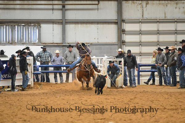 Open Calf Roping ~ Round 2
