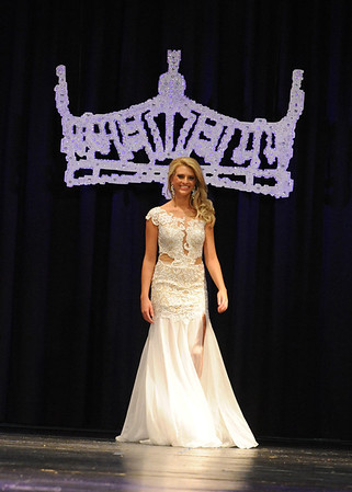 Miss ICC Trunk Show 2013