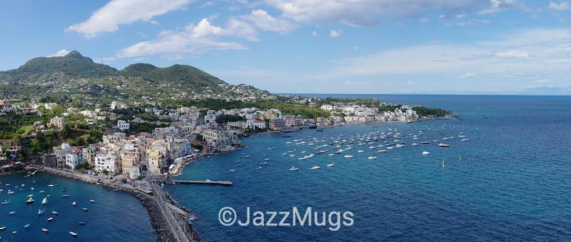 Ischia Ponte,  Ischia Island, Bay of Naples