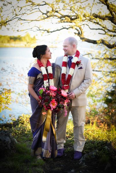 Ian and Sarita