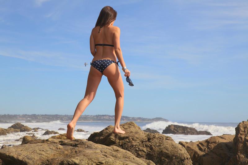 Bikini Swimsuit Model Goddess