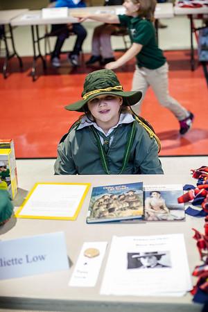 2nd Grade American Hero's 2016