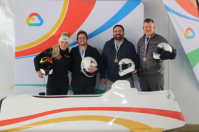 March 28th SEP Bobsleigh and Skeleton