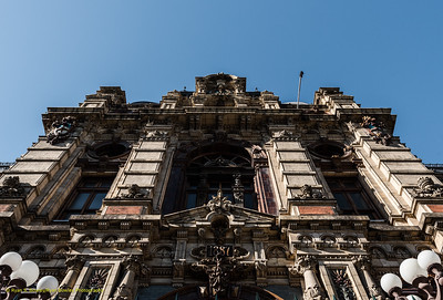 Buenos Aires - Water Company Palace