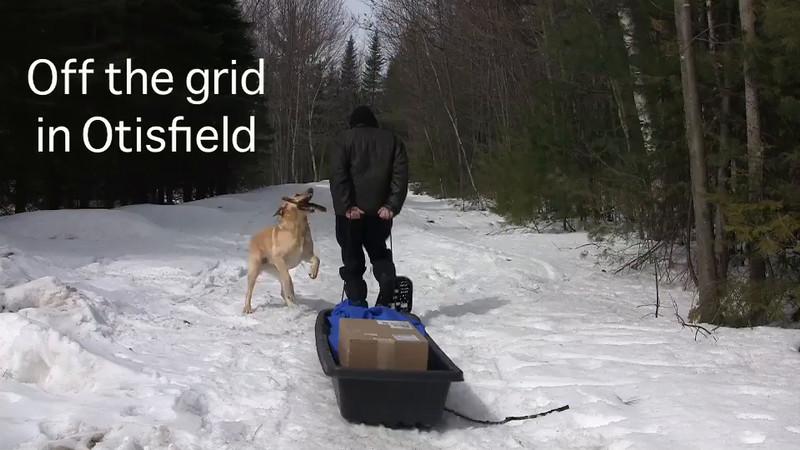 Off-grid in Otisfield.m4v