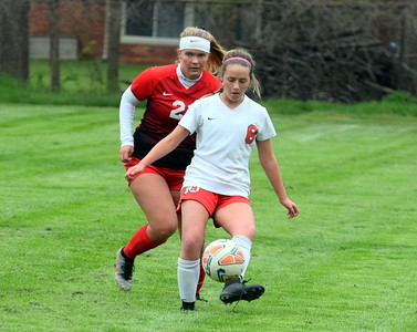 HS Sports - New Boston Huron at Grosse Ile Girls Soccer