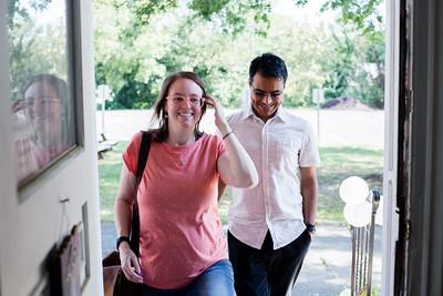 Samantha and Raj Baby Shower