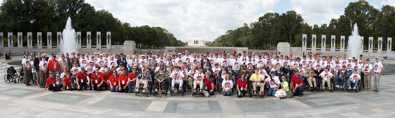 Mid-Michigan Honor Flight, September 17, 2014