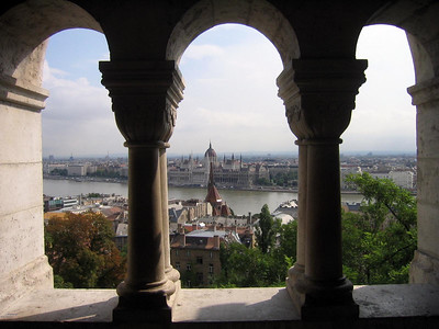 Budapest, Hungary - July 2005