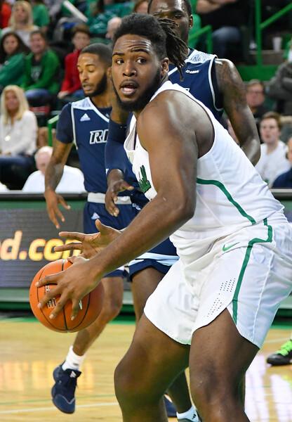 01.02.20 Marshall Basketball vs. Rice