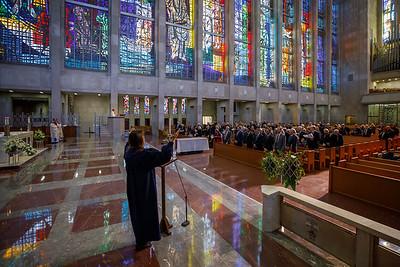 Funeral Mass for Mark Joseph Saur