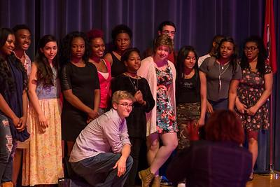 Poetry Slam at TSU