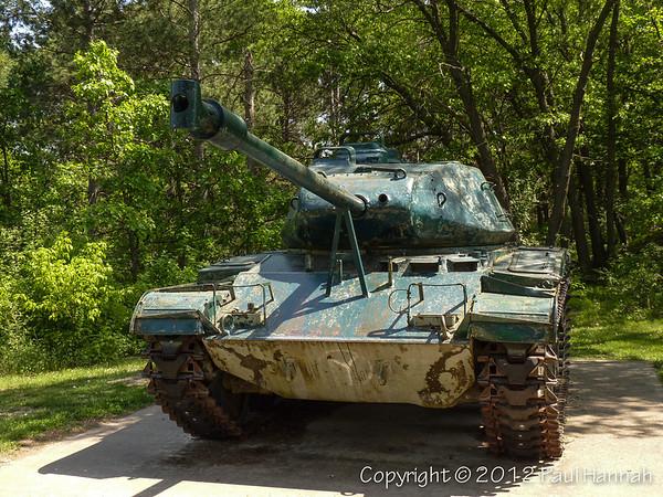 Veterans Memorial - Andover, MN - M41