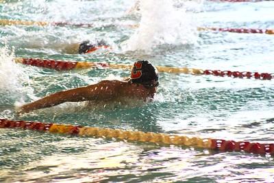 Senior Year & 8th Grade Swim | 2019