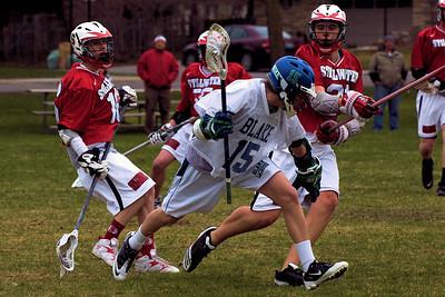 Blake JV Lacrosse Spring 2011