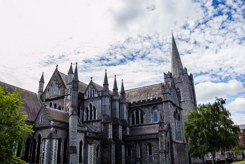 Weekend in Dublin - St. Patrck's Cathedral