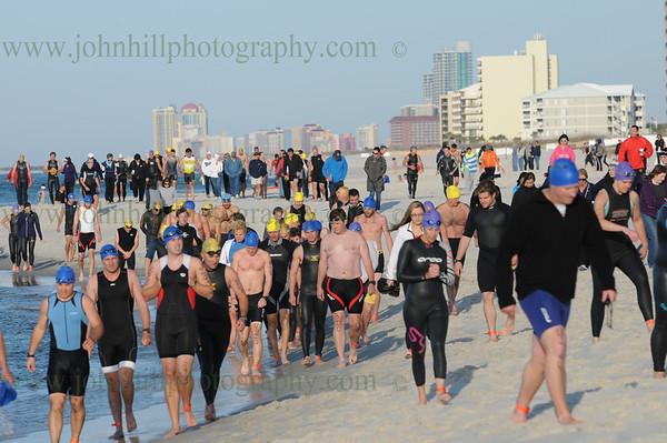 17th Annual Mullet Man Triathlon- 2013