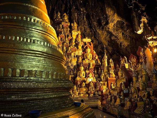 Shwe Oo Min Pagoda, Pindaya
