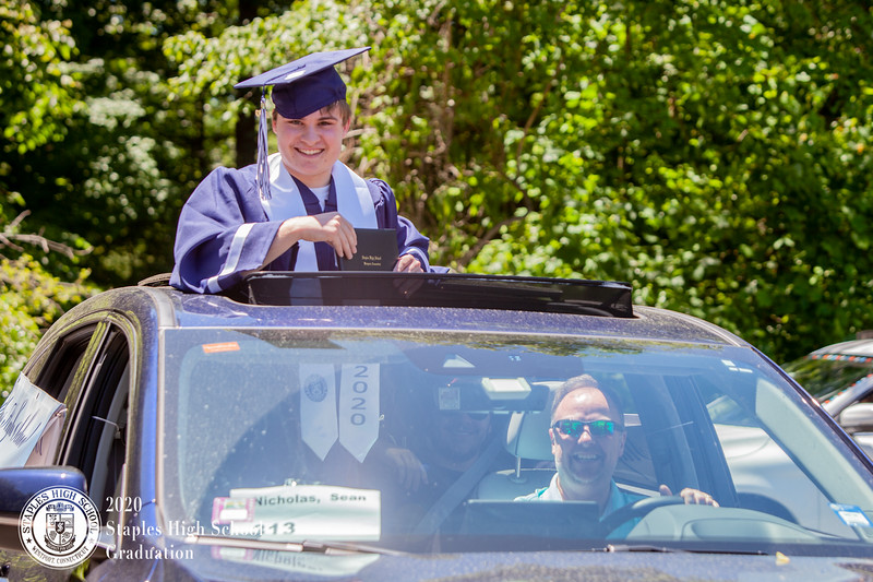 Dylan Goodman Photography - Staples High School Graduation 2020-493.jpg