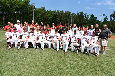 Baseball Senior Day Photos