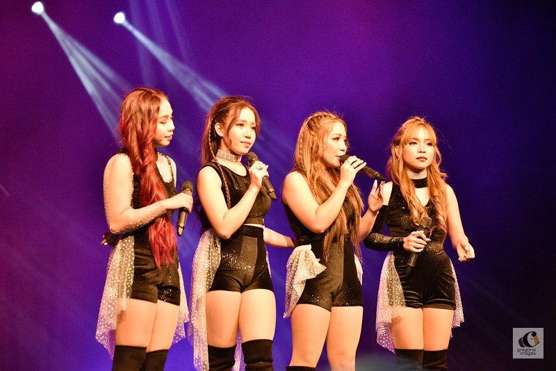 4th Impact Invasion Concert in Melbourne 2017