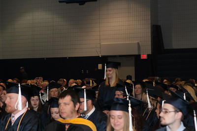2015 Spring Commencement grads