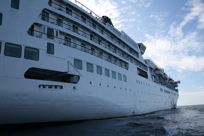 M/S DELPHIN VOYAGER offshore Capri.