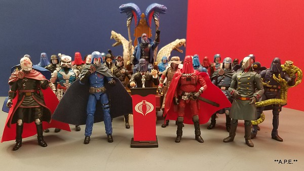 COBRA COMMANDERS GROUP